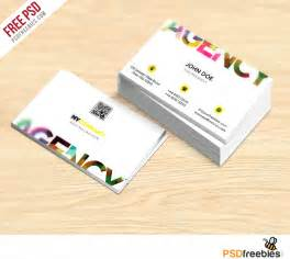unique business card templates free creative business card free psd template