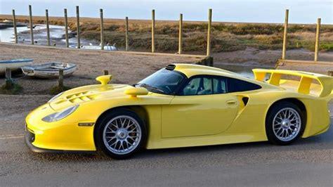 Porsche 911 Limited Edition by Limited Edition 1998 Porsche 911 Gt1 Strassenversion On