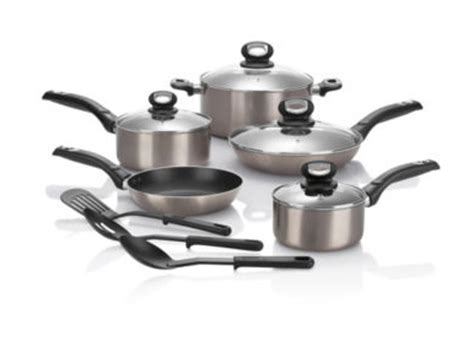 Promo Shinil 12 Pcs Cookware Set jcpenney coupons 53 cooks 12 pc color expressions cookware set valid while supplies last