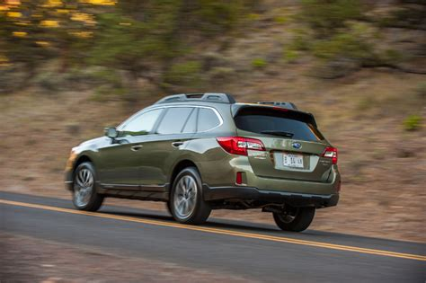 Subaru Outback 3 6r Limited Review by 2015 Subaru Outback 3 6r Limited Review By Carey Russ
