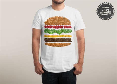 Burger Tshirt bob s burgers t shirt design fancy tshirts