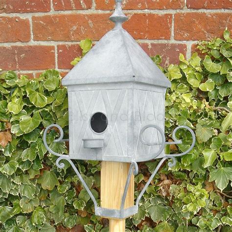 bird house on a pole bliss and bloom ltd