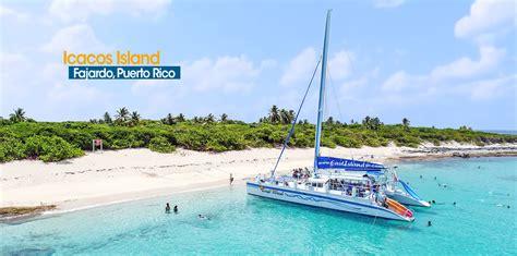catamaran fajardo icacos icacos and palominito snorkeling catamaran tour east
