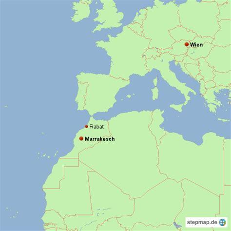 Deutsches Büro Grüne Karte Telefonnummer by Marrakesch Flyann Landkarte F 252 R Deutschland