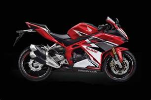 Honda Cbr 250 Images Of The 2017 Honda Cbr250rr