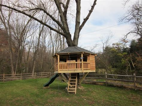 backyard treehouse designs backyard treehouse for kids plans simple backyard