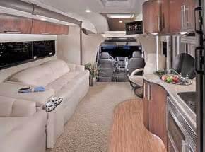 Motor Home Interiors Luxury Rv Interior Design House Design And Decorating Ideas