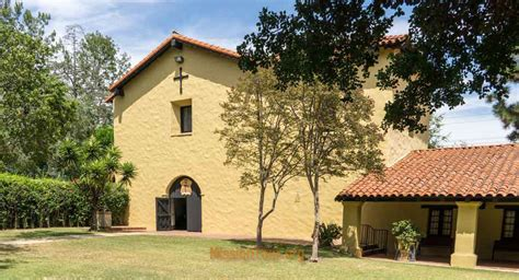 Monastery Floor Plan mission san fernando rey de espa 241 a missiontour