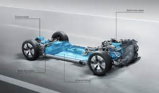 Electric Golf Car Design Look At Mercedes Modular Platform For Electric Cars