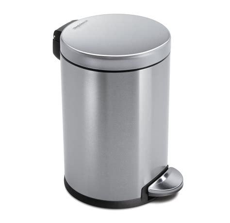 best bathroom trash can reviews of 2018 at topproductscom
