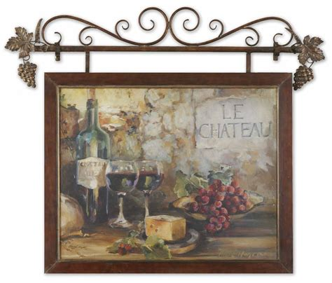 uttermost le chateau framed 50964