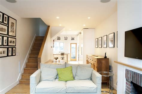 small row house interior design conception de la maison