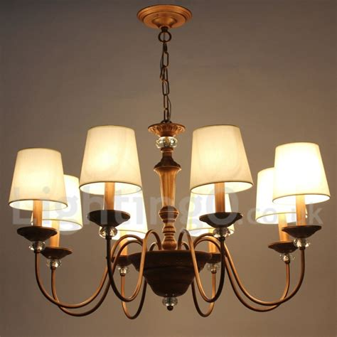 dining room candle chandelier 8 light living room bedroom dining room retro hotel candle