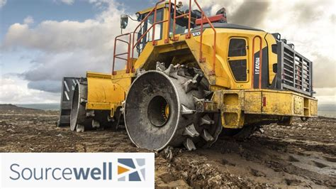 sourcewell awards heavy equipment contract  volvo construction equipment heavy equipment guide