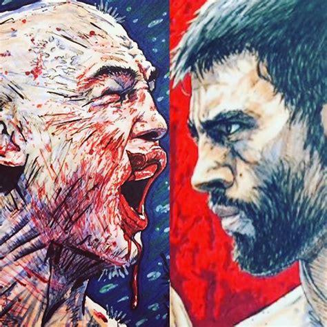 robbie lawler tattoo 247 best ufc images on connor mcgregor