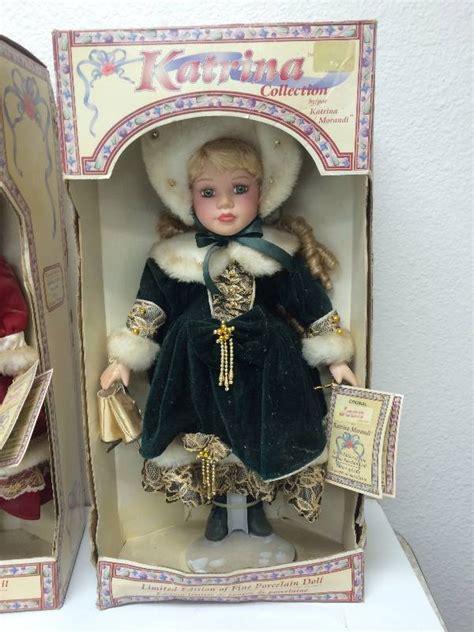 M Porcelain collectible m m s dolls and porcelain dolls k bid