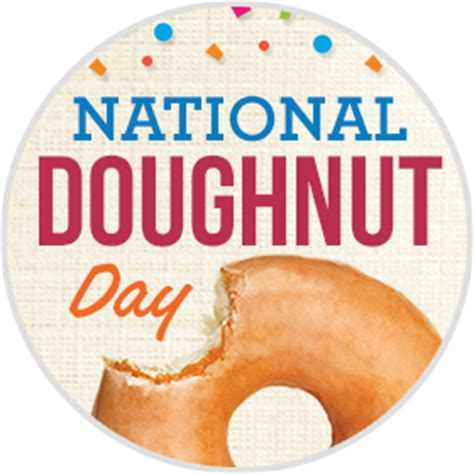 Does Krispy Kreme Have Gift Cards - national donut day promotions june 2 2017