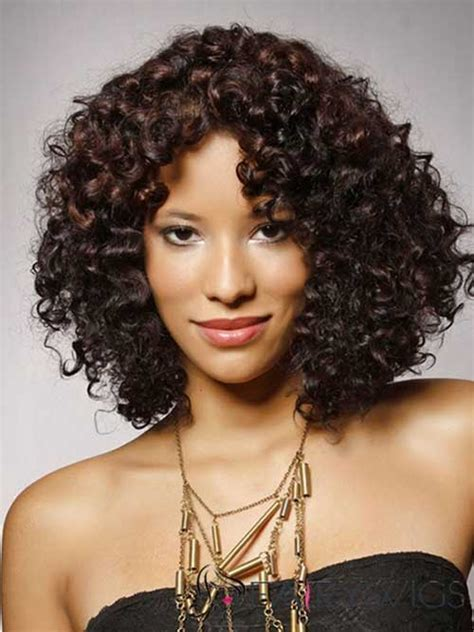 bob haircuts naturally curly hair naturally curly hairstyles bob haircuts bob hairstyles