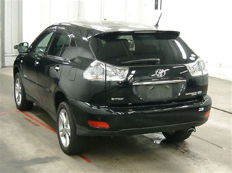 Used Toyota Harrier For Sale At Pokal Japanese Used Car