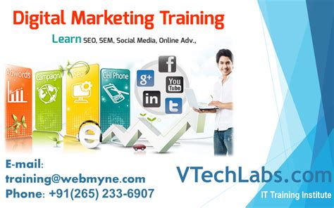 Marketing Classes 5 by Enroll Yourself For Search Engine Optimization Project