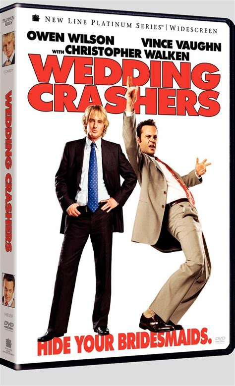 Wedding Crashers News by News Wedding Crashers Us Dvd R1 Dvdactive