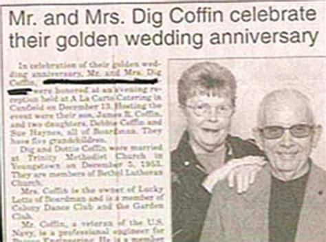 Wedding Announcement Newspaper Uk by Wedding Announcements Reveal Couples Name Pairings