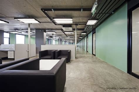 Atrium E Office by Vng Office Openbox Architects Archdaily