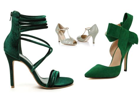 Wedding Shoes Green our current favorite green wedding shoes green wedding