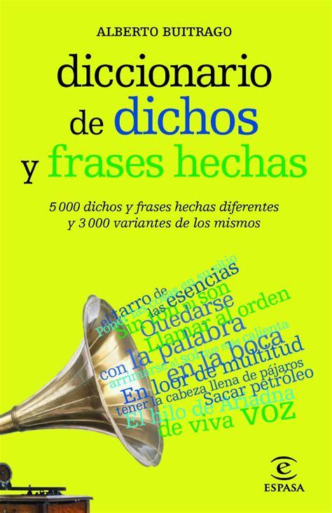 diccionario de dichos y 31 october 2012 lca g 23