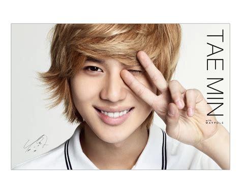 Kaos Shinee Shinee Signature 1 my shining shinee shinee for maypole endorsement