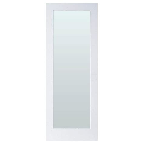glass interior doors home depot masonite lite solid primed composite interior
