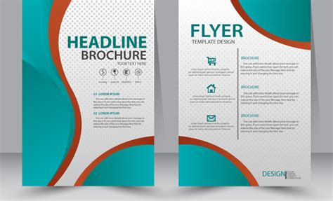 free graphic design templates for flyers vector curves illustrator free vector download 220 846