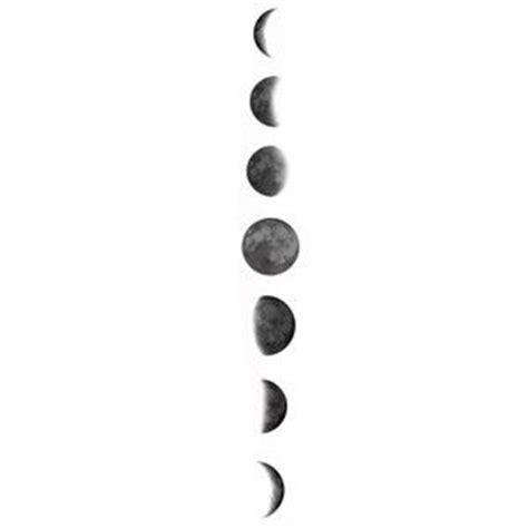 25 melhores ideias sobre tatuagem de fases da lua no
