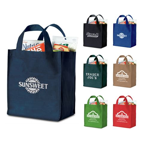 Promo Bag custom economy tote bags promotional bags cheap