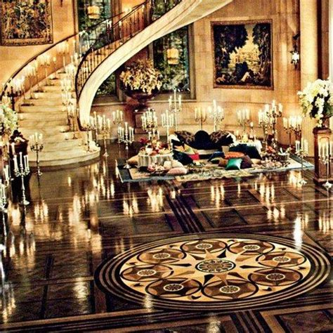 The Great Gatsby Home Decor by The Lavish Sets For Filmmaker Baz Luhrmann S The Great