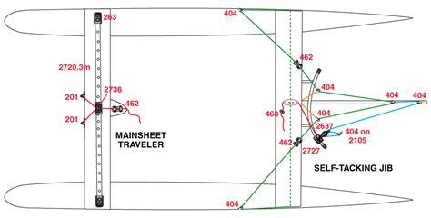 dart 16 catamaran dimensions fok samozwrotny kaskadowy 4 1
