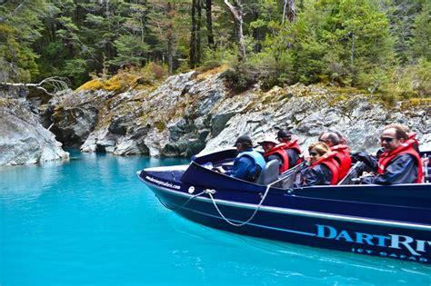 jet boat queenstown dart river dart river jet boat safari queenstown new zealand