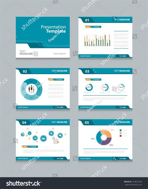 layout of presentation slides vector template presentation slides background designinfo