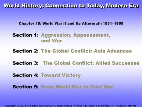 world war 2 and its aftermath section 1 quiz answers world war ii and its aftermath ppt video online download