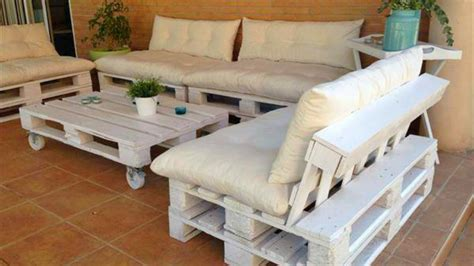 futon sofa selber bauen 50 diy pallet ideas creative 2017 cheap recycled bed