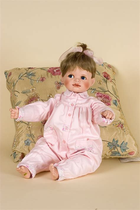porcelain doll baby baby porcelain soft collectible doll