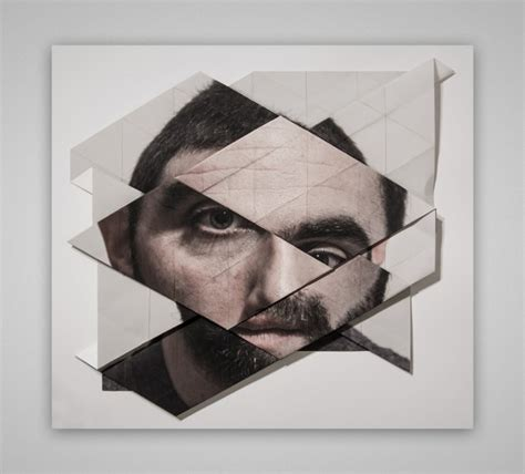 origami faces  aldo tolino  dna life