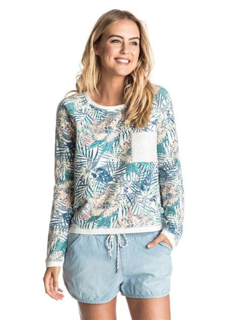 Marsmellow Crop Hoodie whitewater waves cropped sweatshirt 3613372451973