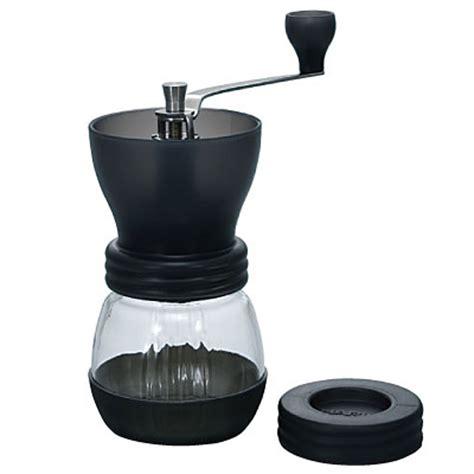 Premium Original Hario Coffee Mill Ceramic Slim Coffee Grinder Mss 1b hario skerton ceramic coffee burr grinder crank drip