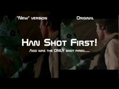 Han Shot First Meme - harrison ford s most iconic role the ill community