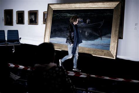 skuespiller maibritt saerens 9x9x9 performances p 229 statens museum for kunst