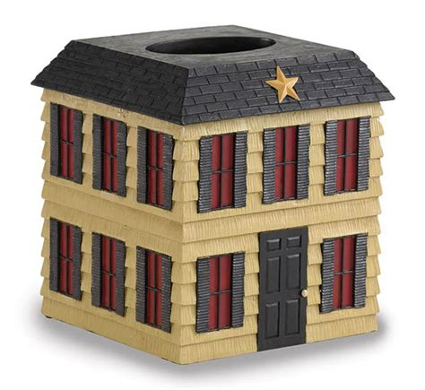 Home Place Bathroom Accessories Home Place Tissue Box Cover