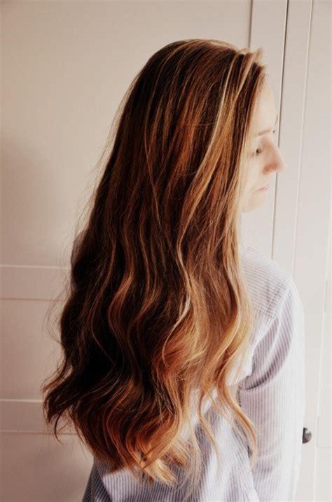 long wavy hair  tumblr