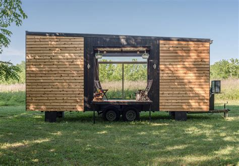 alpha tiny house by new frontier hiconsumption alpha by new frontier tiny homes tiny living