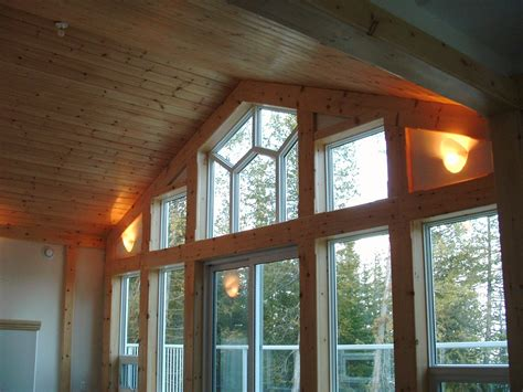 V Joint Pine Ceiling by God S Country Contracting Installation Photo Gallery